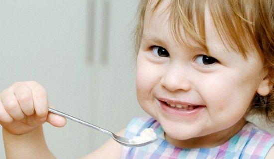 Манная каша: польза и вред для детей