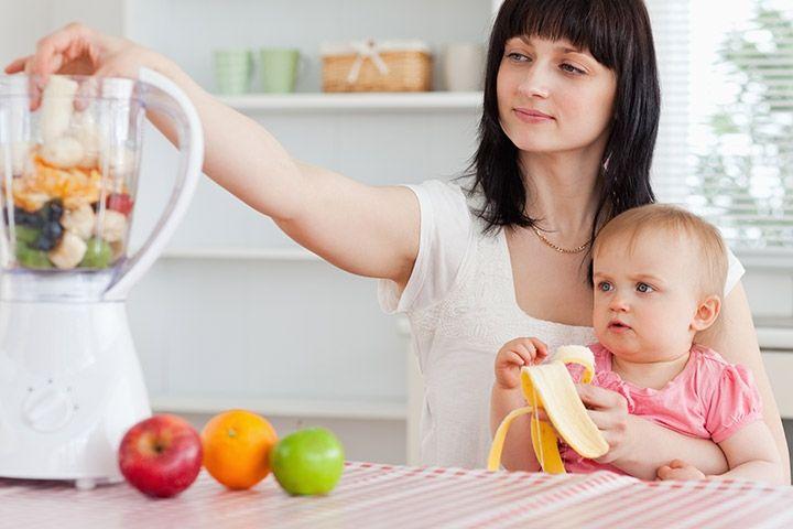 Рацион кормящей матери новорожденного