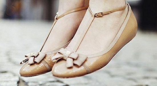 Чем вредно носить балетки