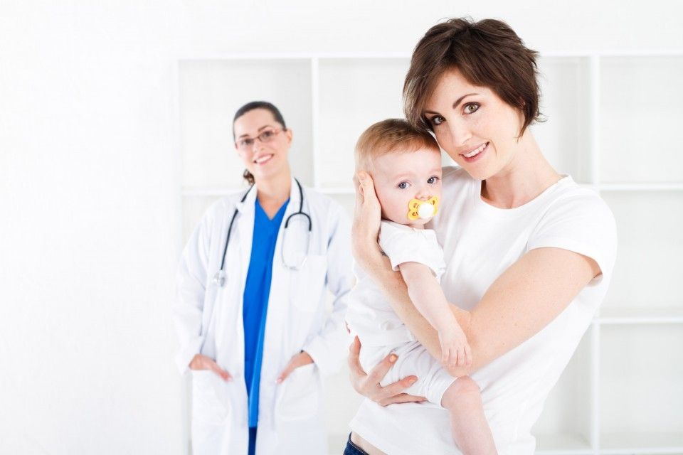Противовирусные препараты для детей до года