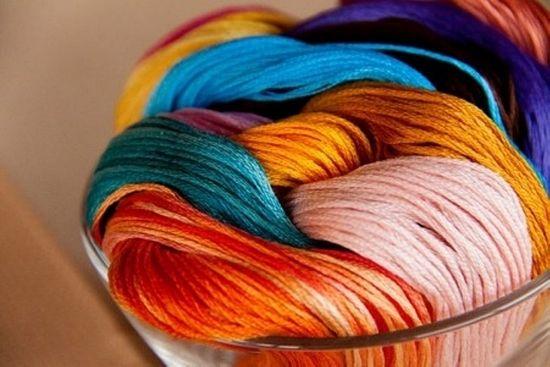 Хитрости плетения фенечек с именами из мулине