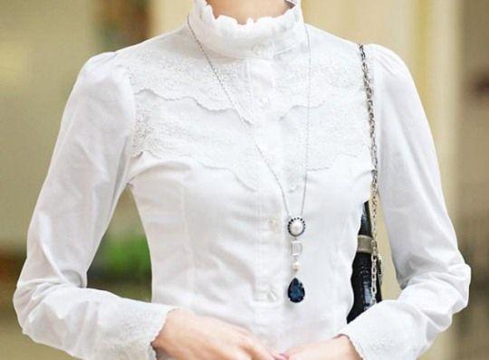 Как сшить летнюю блузку своими руками?