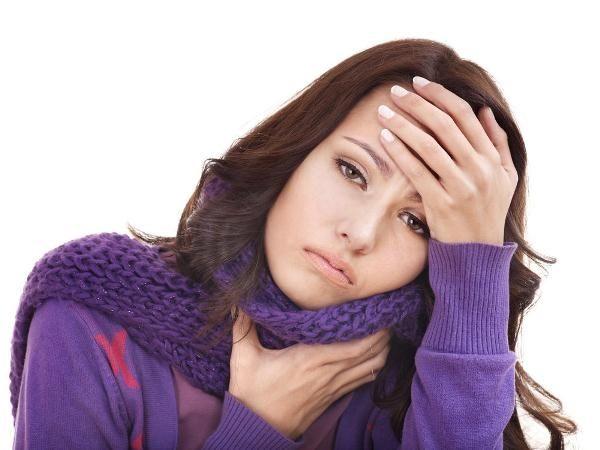 Дифтерия: симптомы заболевания.