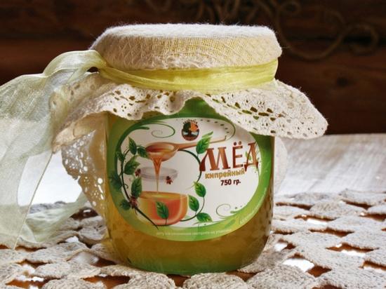Кипрейный мед