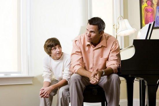 роль в период полового созревания ребенка играет семья