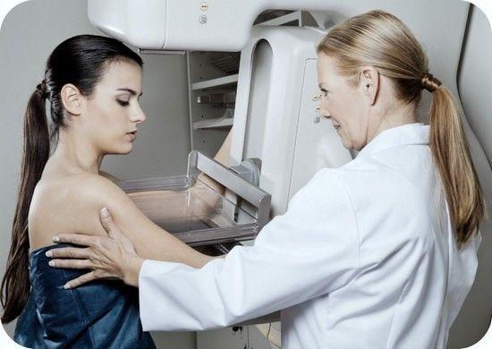 увеличилась грудная железа и болит