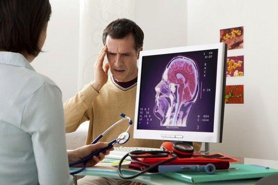 основные причины отёка мозга