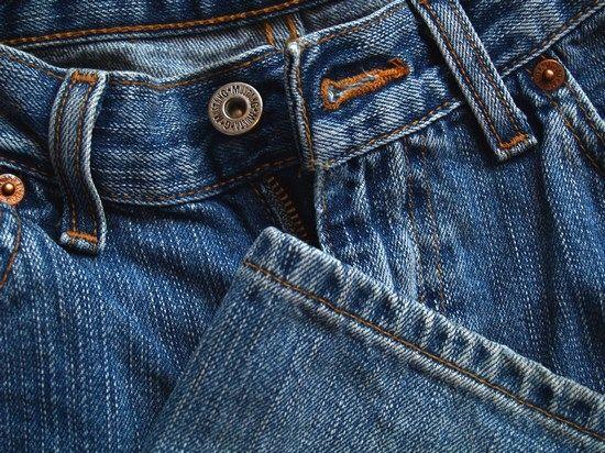 Джинсовая жилетка из старых джинсов
