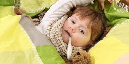 Тройчатка от температуры: дозировка для детей