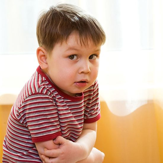 Дети часто не могут объяснить родителям, какие приступы боли они испытывают