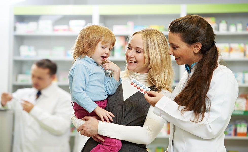 Лучшие противовирусные препараты для детей: классификация