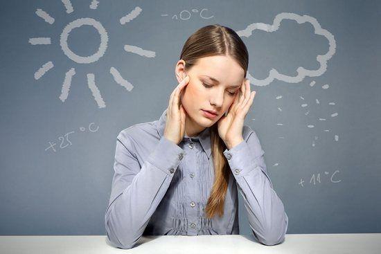 Как атмосферное давление влияет на человека?