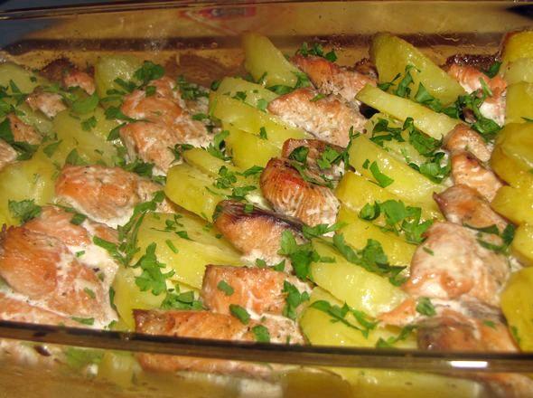 Блюда из горбуши рецепты с фото простые и вкусные в духовке замечательным кушаньем, характеризующимся необыкновенной
