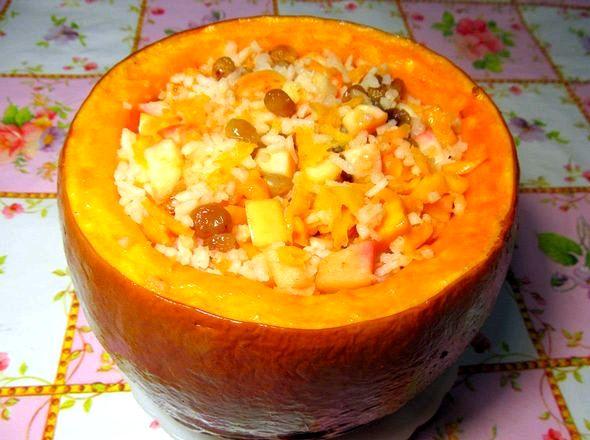 Блюда из тыквы рецепты с фото простые и вкусные пресной, без какого