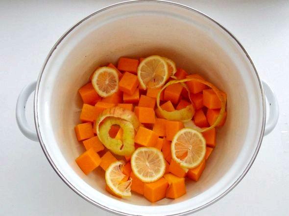 Цукаты из тыквы в домашних условиях рецепт с фото пошагово Имеют приятный сладкий