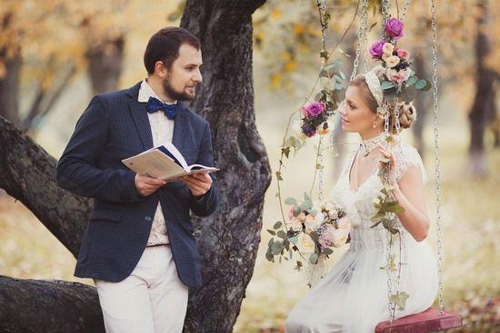 Свадьба в стиле шебби шик своими силами