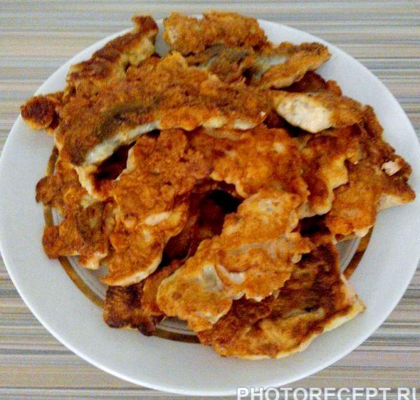 Горбуша в кляре рецепт с фото пошагово лучше всего