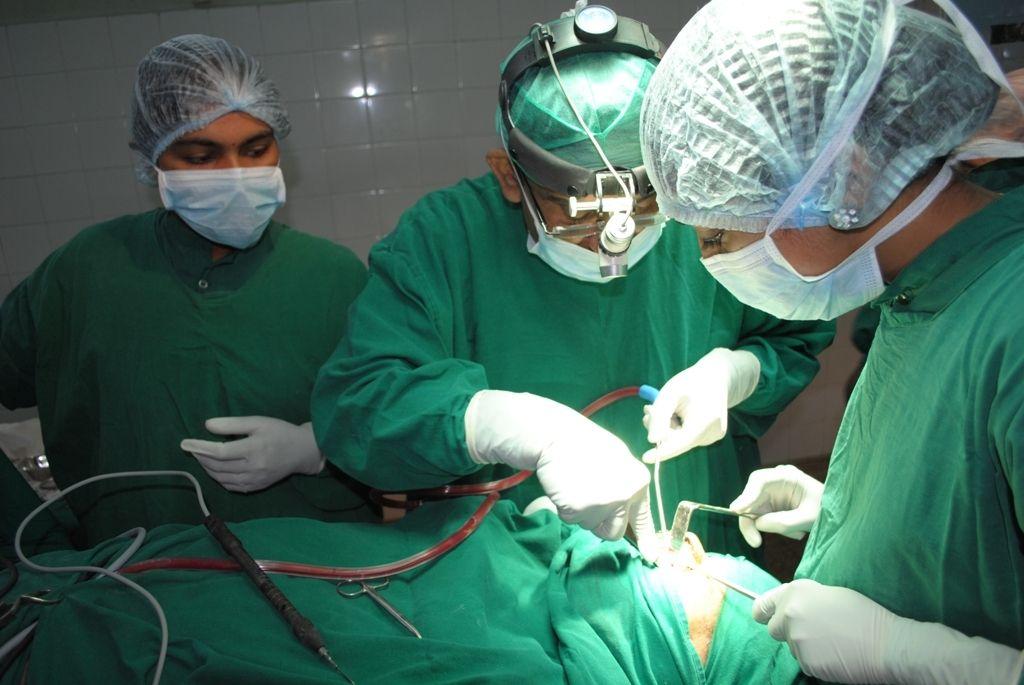 Лечение и удаление кисты в гайморовой пазухе