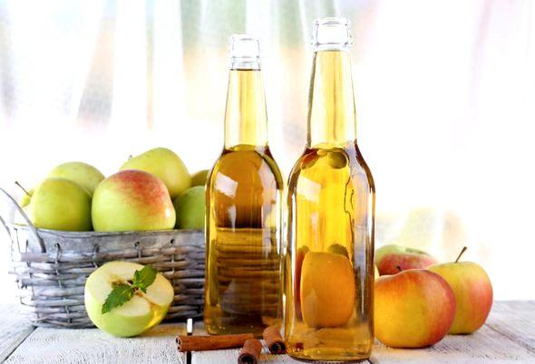 Яблочный уксус рецепт приготовления в домашних условиях переливают для дальнейшего брожения