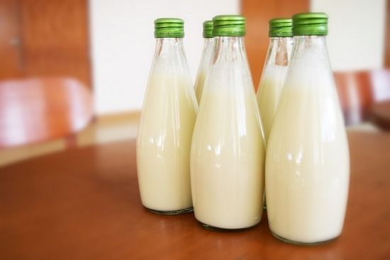 пахта из молока