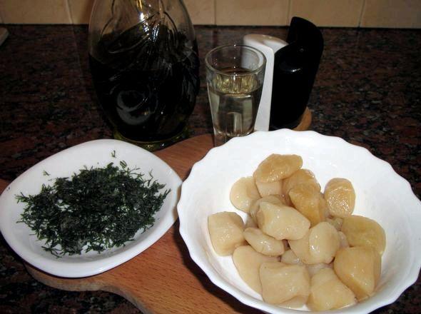 Как приготовить гребешки замороженные в домашних условиях медь, марганец, цинк, кобальт