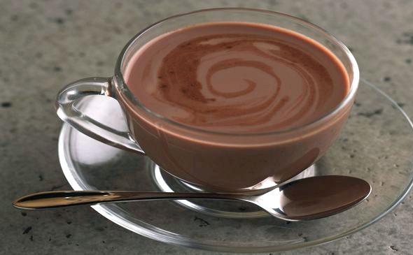 Как приготовить какао из порошка с молоком Если вы не любите пенку
