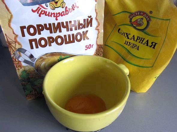 Как сделать горчицу из порошка в домашних условиях ступке до порошкообразного