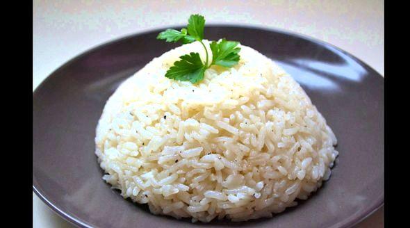 Как сварить рис чтобы он был рассыпчатым за это время