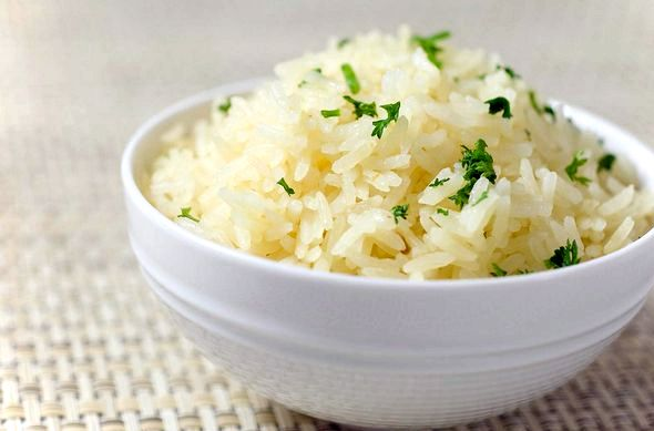 Как сварить рис чтобы он был рассыпчатым запомнить уровень воды