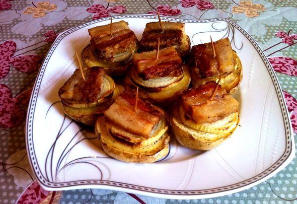 Картошка в микроволновке рецепты с фото быстро специи для блюд из картофеля