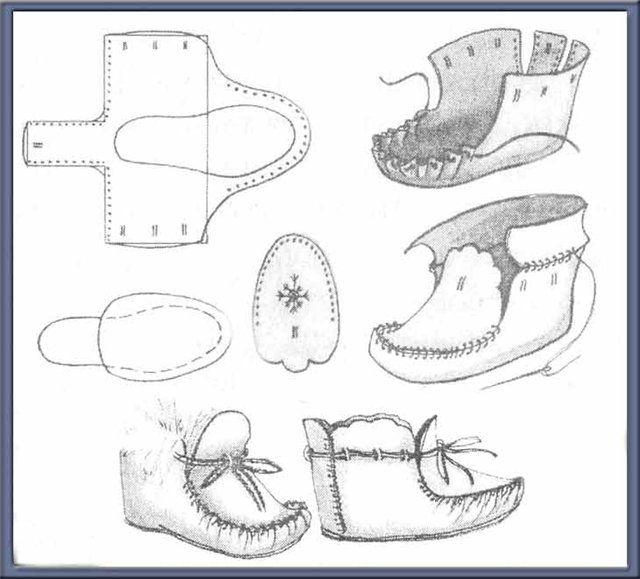 Обувь для кукол: как сделать своими руками?
