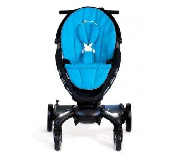 4moms Origami – коляска с фарами