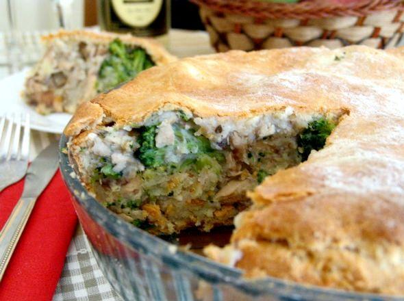 Пирог на кефире рецепты с фото простые и вкусные кефире получается ароматно-лимонным