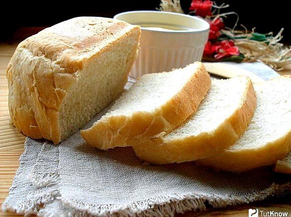 Рецепт хлеба в домашних условиях в духовке Если воды окажется мало