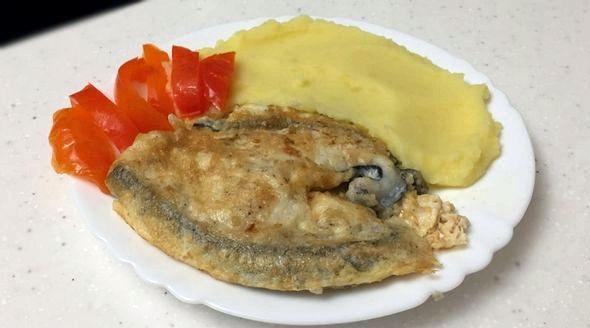 Рыба зубатка рецепты приготовления в духовке видео выкладываем на