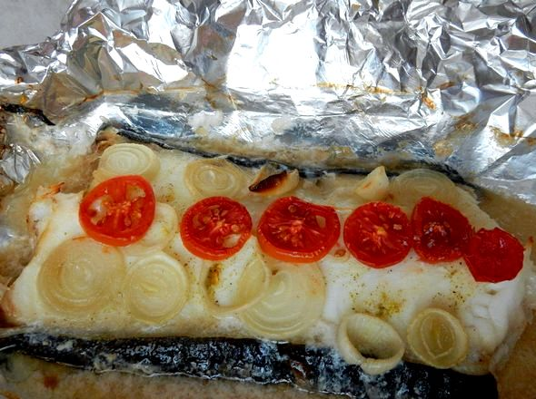 Рыба зубатка рецепты приготовления в духовке видео Обязательно выставляем