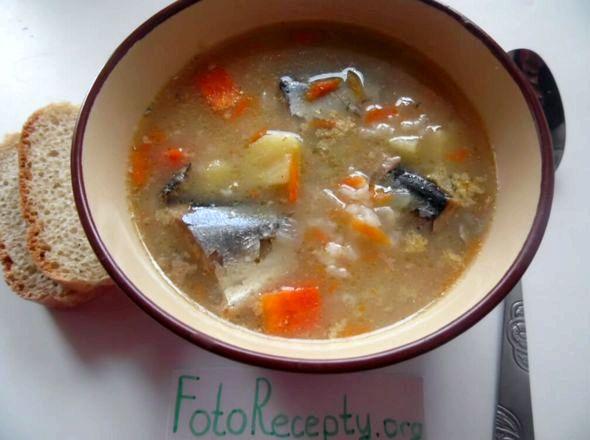 Рыбный суп из консервов рецепт с фото сторонник диетического