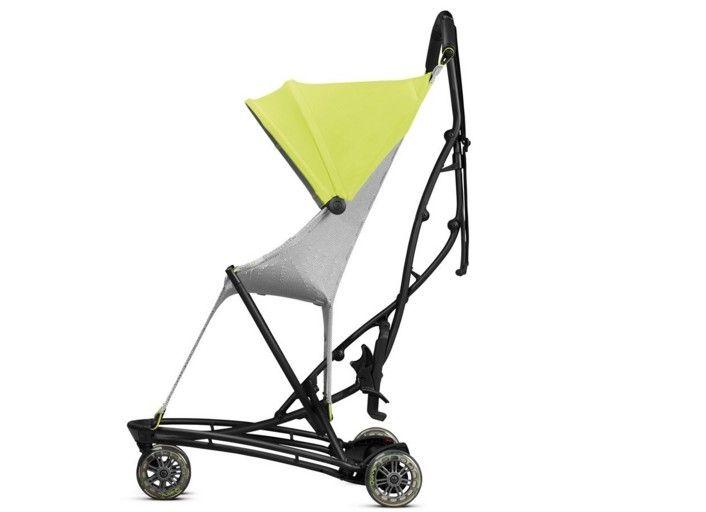 Самая легкая коляска – Quinny Yezz