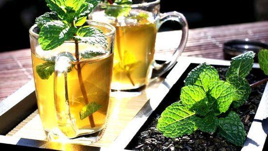 В чем польза мятного чая?