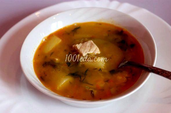 Суп с чечевицей и картофелем рецепт с мясом чтобы он