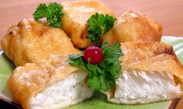 Треска в кляре рецепт с фото пошагово сковороде нагрейте подсолнечное