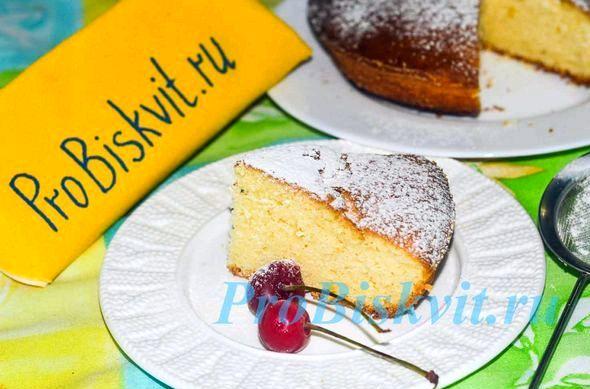 Творожный кекс самый вкусный рецепт в духовке попробовать то