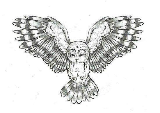 Что значит тату в виде совы на руке?